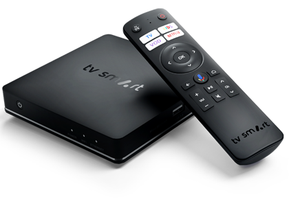 Dekoder TV Smart 4K BOX