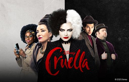Cruella - VOD